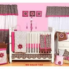 Nursery In A Bag Crib Bedding Set 10 Pc Nursery In A Bag Crib Bedding Set Sheet Skirt Ruffles