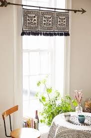 Kitchen Window Curtains by We Need This Idea Of Little Curtain For The Kitchen Window Or