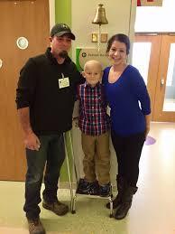march newletter cure childhood cancer association