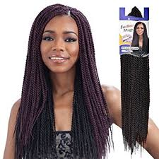 best seneglese twist hair amazon com senegalese twist small 1 jet black freetress