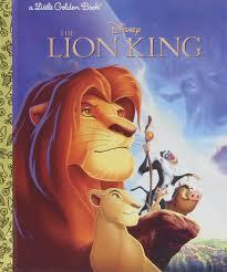 lion king golden book disney 9780736420952 amazon