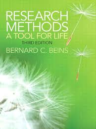 research methods a tool for life 3rd edition science