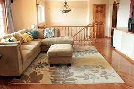 How Big Should Rug Be In Living Room Cream And Brown Rug Large Size Of Living Roomliving Room