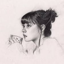 drawing pencil beautiful sketches by lazysiren facebook