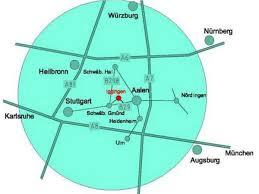 Suche K He G Stig Standort Gemeinde Iggingen