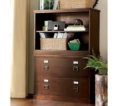 3 Shelf Bookcase With Doors Bedford 2 Shelf Bookcase Pottery Barn