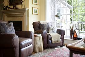 Brown Leather Armchair For Sale Design Ideas Cool Brown Leather Parsons Dining Chairs Decorating Ideas Gallery