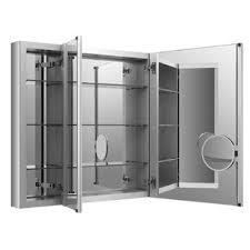 white medicine cabinet with mirror medicine cabinets you ll love