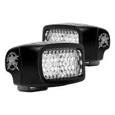 rigid industries backup light kit rigid industries 980003 sr m series black surface mount diffused