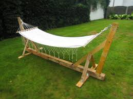 pallet hammock stand 4 steps with pictures