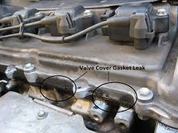 nissan altima valve cover why is my valve cover gasket leaking bluedevil products
