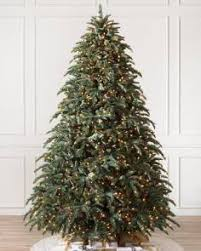 colored christmas tree lights pre lit christmas trees with color clear lights balsam hill