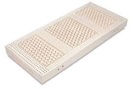 materasso 100 lattice naturale materasso lattice 100 naturale singolo vivere zen