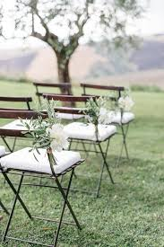 wedding chairs 2017 wedding trends top 30 greenery wedding decoration ideas