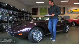1974 corvette stingray value 1974 chevrolet corvette stingray for sale flemings with test drive