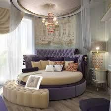 chambre a coucher avec lit rond le lit rond pour meubler la chambre a inspirations et chambre a
