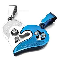 pendant necklace online images Heart pendant love necklace online shopping in pakistan jpg