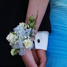 prom wristlets spray wristlet
