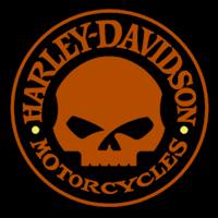 harley davidson skull stoneykins