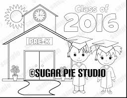 graduation coloring pages alphabrainsz net