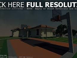 Splendid Design  Simple House Designs Minecraft Pe My First - Minecraft home designs