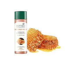 Toner Oval biotique bio honey water pore tightening toner 120ml perpaa