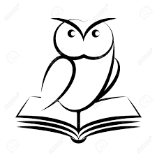 clipart owl black and white wisdom owl clipart collection