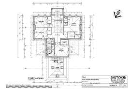 exle of floor plan drawing new construction house plans spurinteractive com