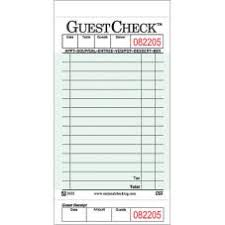 guest check tray update ttp 46 black check tray etundra