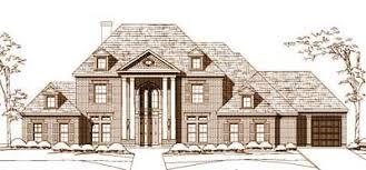 georgian style house plans plan 19 1572