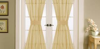 decor valances for french doors awesome window coverings for