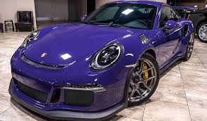 purple porsche 911 turbo our top 10 most sought after porsche 911 models in 2017 so far