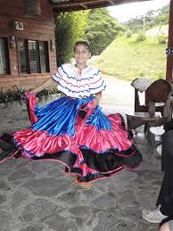 an introduction to costa rica u0027s national dress
