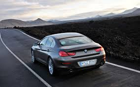 first look 2013 bmw 6 series gran coupe automobile magazine