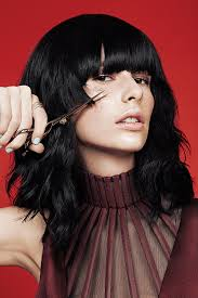 cut your own shag haircut style the buzzy spring haircut you can do yourself flare