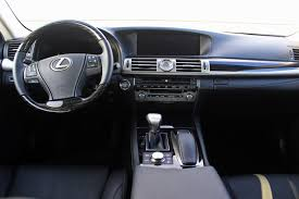 lexus gs 460 fuel consumption 2015 lexus ls 460 l u2022 carfanatics blog
