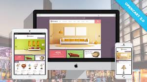 pav furniture responsive opencart 2 0 theme themes u0026 templates