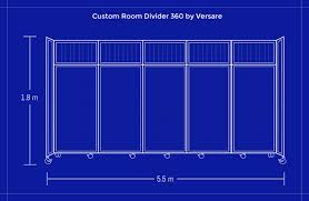 Custom Room Dividers by Custom Partitions As Mosque Dividers