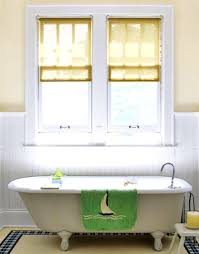 bathroom excellent small bathroom window curtain ideas for