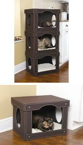 Decorative Cat Box Stylish Cat Bed Designer Beds For Cats