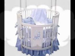 Bratt Decor Crib Bedroom Unique Nursery Decor With Cozy Round Cribs U2014 Nadabike Com