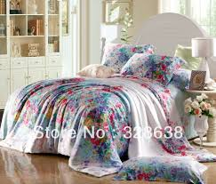 Turquoise King Size Comforter Turquoise And Purple Bedding Tencel Purple Bedspread Bedding Sets