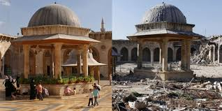 syria before and after syria civil war aleppo before and after stylerug