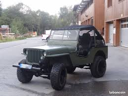 used jeep willys your second hand cars ads