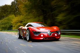Video Driving The Renault Dezir Evo