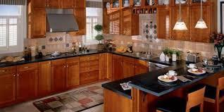 Milzen Cabinets Reviews Oak Cabinets Black Countertops Centerfordemocracy Org