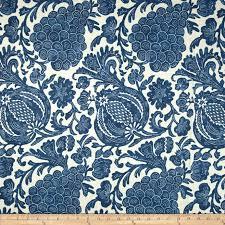 Batik Upholstery Fabric P Kaufmann Batik Indigo Discount Designer Fabric Fabric Com