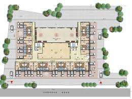 pool courtyard house plans floor second sunco surripui net