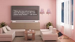Interior Design Quotes Design Quotes By Designer Of Custom Lamp Shadeselle Daniel