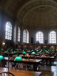 Library Table Lamps Why Green Lampshades In Libraries Askhistorians